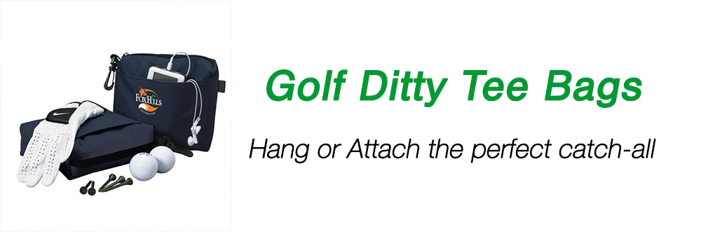 Golf Ditty Bags