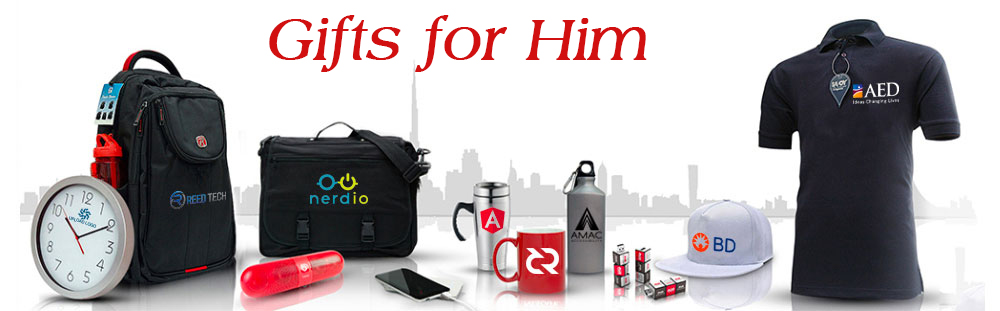Giveaways for Him