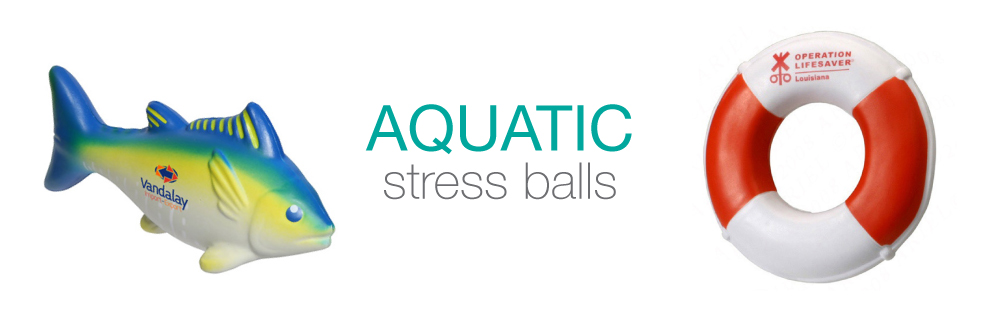 Aquatic Stress Relievers