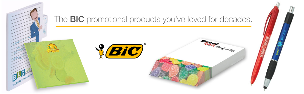 Bic Promotional Items