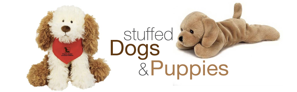 Stuffed Animal Dogs