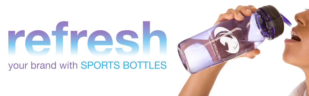 Promotional Auto Water Bottles