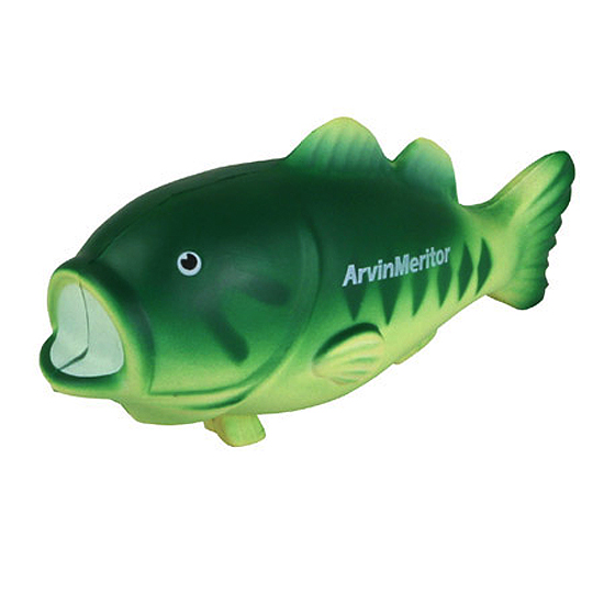 Promotional Bass Stress Ball