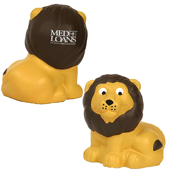 Promotional Lion Stress Ball