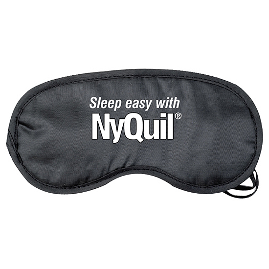 Promotional Satin Sleep Mask