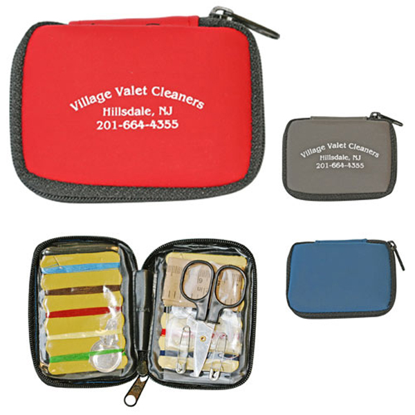 Promotional Belle - Deluxe Travel Sewing Kit