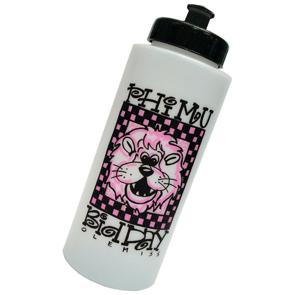 Promotional 32 oz Sports Bottle-BPA Free