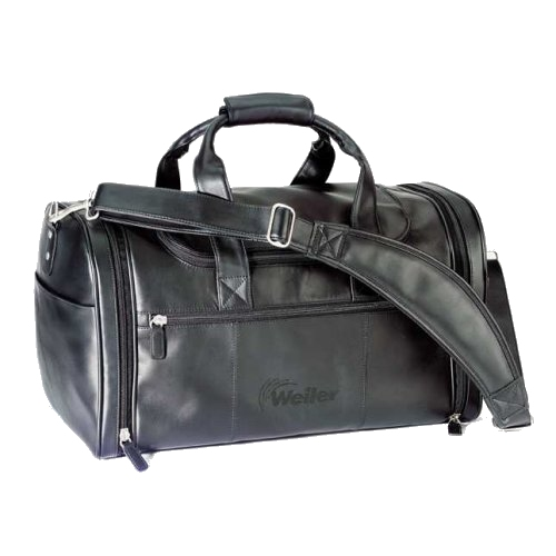 Promotional Leather Sport Duffel