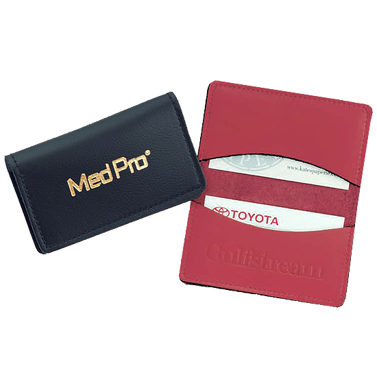 Promotional Business Card Case Holder
