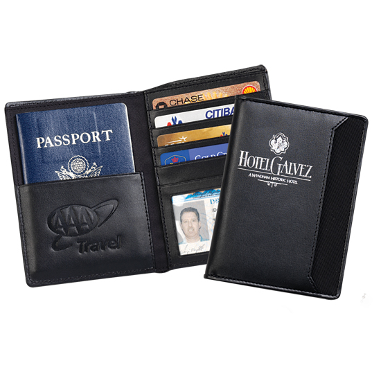 Promotional Vineyard Passport Case