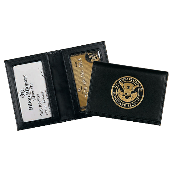 Promotional Double ID Identification Holder