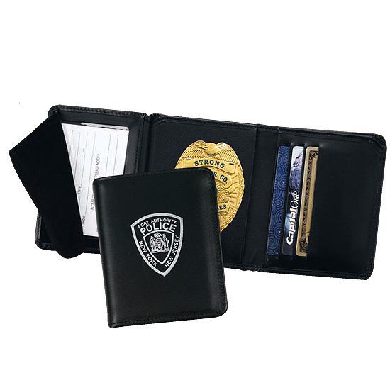 Promotional Badge Wallet
