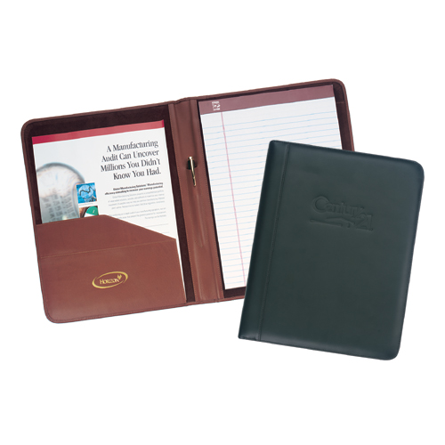 Promotional Legacy Leather Portfolio