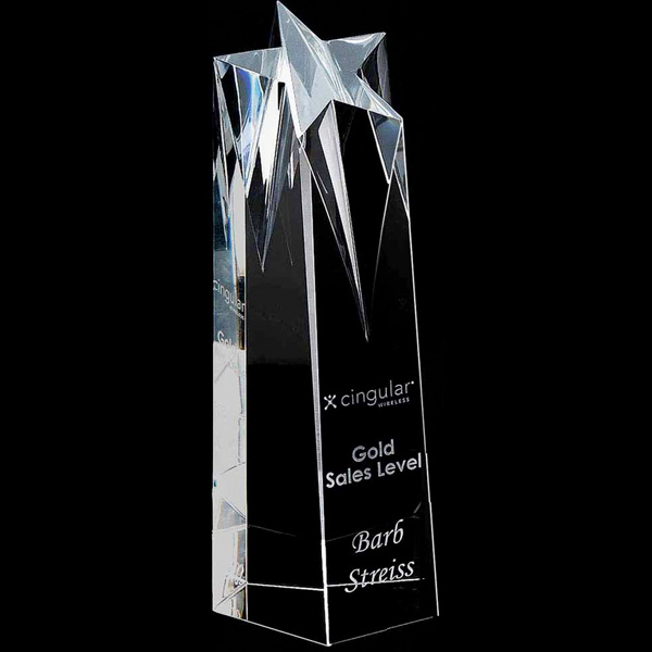 Promotional Shooting Star Award Medium