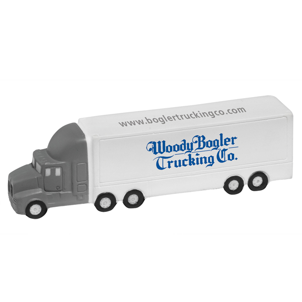 Promotional Big Rig Stress Ball