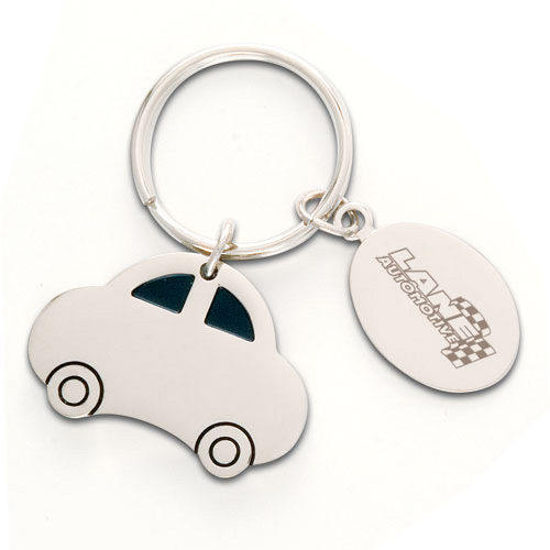 Promotional Car Key Ring