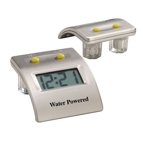 Promotional Water Powered Alarm Clock