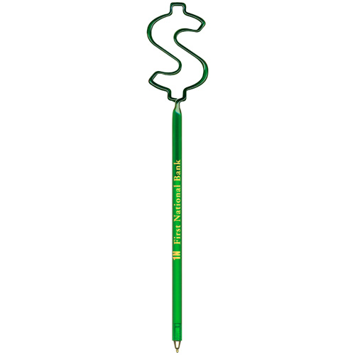 Dollar Sign Pen