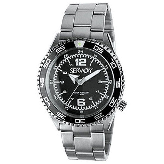 Promotional Steel-Me Executive Sport Watch
