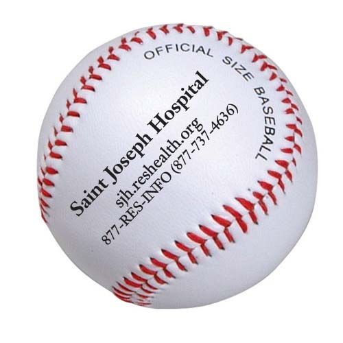 Promotional Regulation Size Baseball