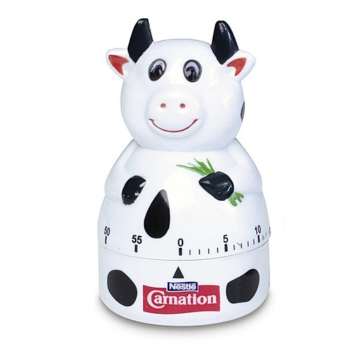 Promotional Cow Shaped Kitchen Timer