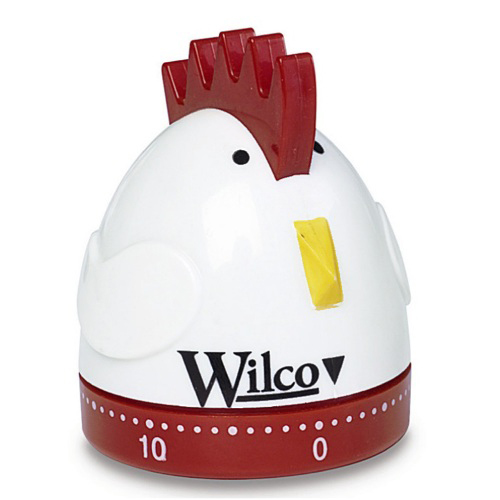 Promotional Rooster Shaped Kitchen Timer