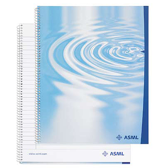 Promotional Composition Notebook 4 Color Process