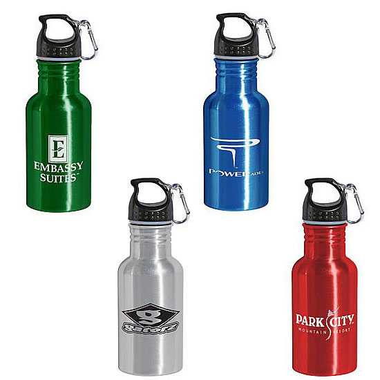 Promotional Aluminum Water Bottle-20 oz