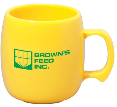 Promotional Corn Mug Koffee Keg