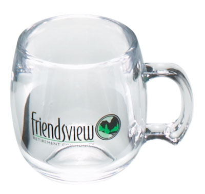 Promotional Acrylic Coffee Stein