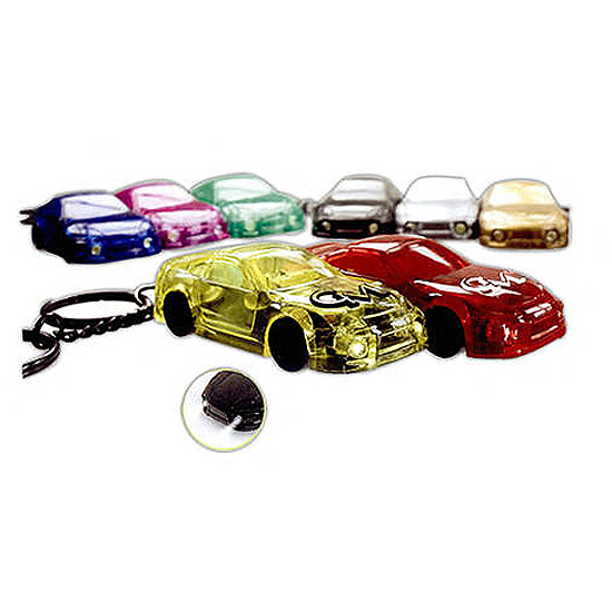 Promotional Sports Car Shape Flashlight