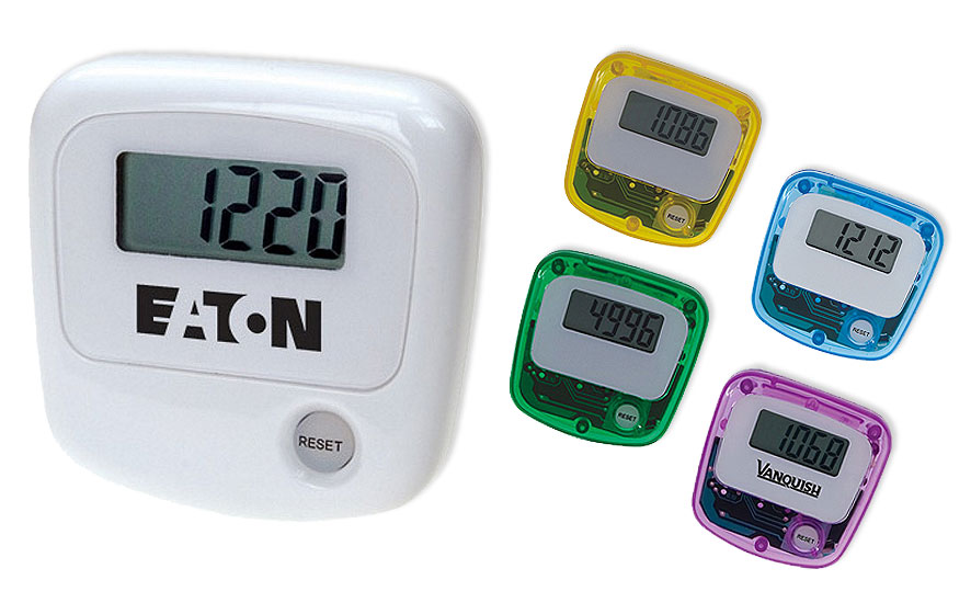 Promotional Step Counter