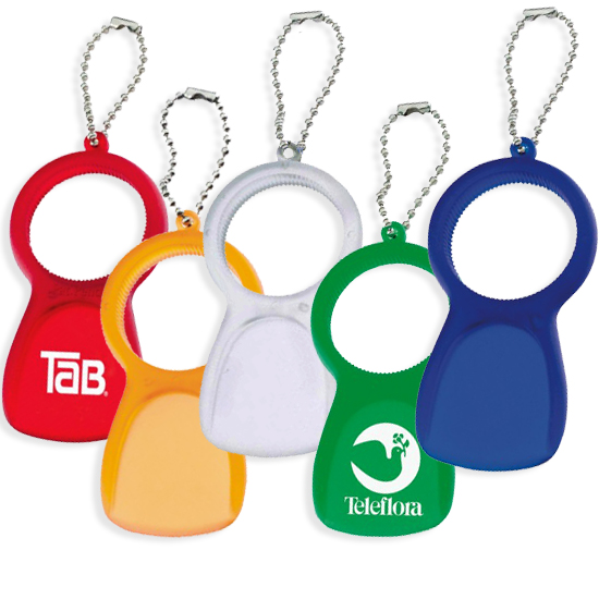 Promotional Bottle/ Tab Opener Keychain