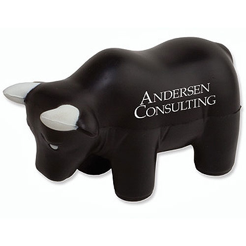 Promotional Bull Stress Ball