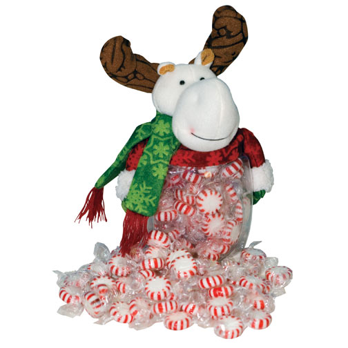 Promotional Moose Candy Stuffer