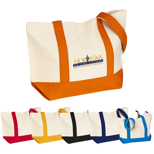 Promotional Medium Snap Tote