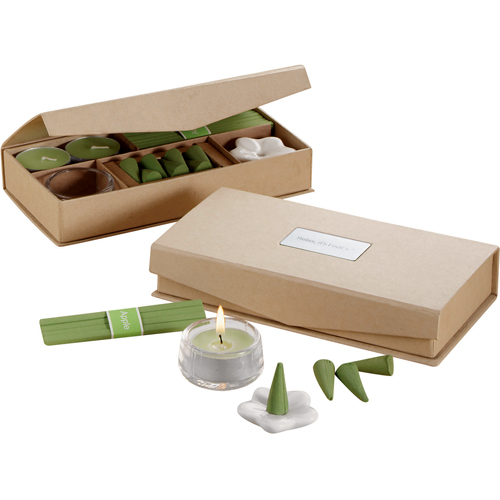 Promotional Essentials Apple Incense Kit