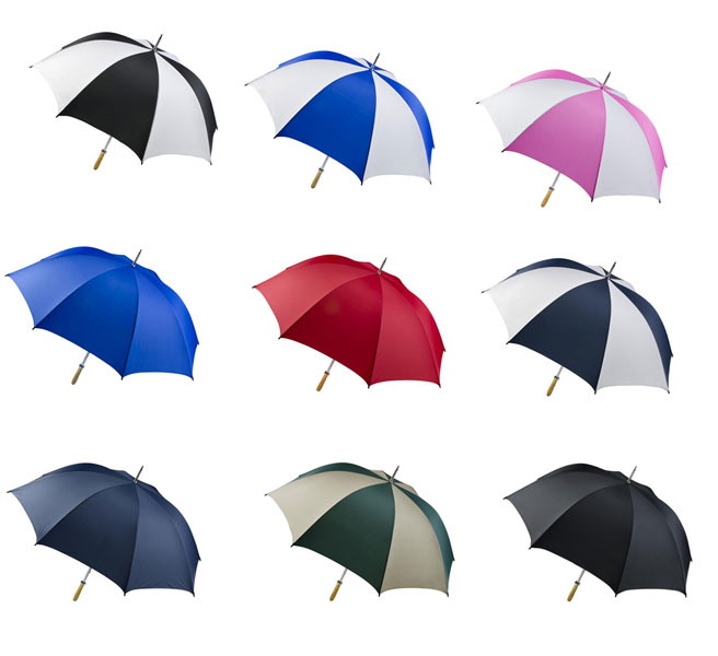 Promotional Pro-Am Golf Umbrella
