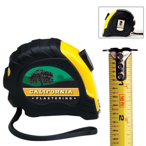Promotional 16 Ft. Retractable Tape Measure