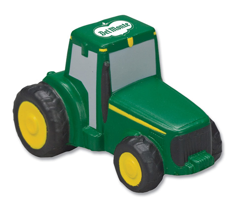 Promotional Tractor Stress Ball