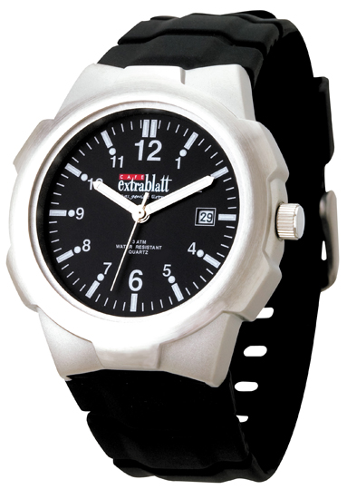 Promotional Rubber Strap Watch