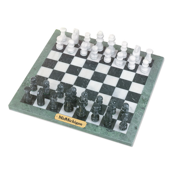 Promotional Marble Chess Set