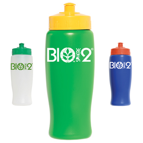 Promotional Eco Aware Biodegradable Bottle