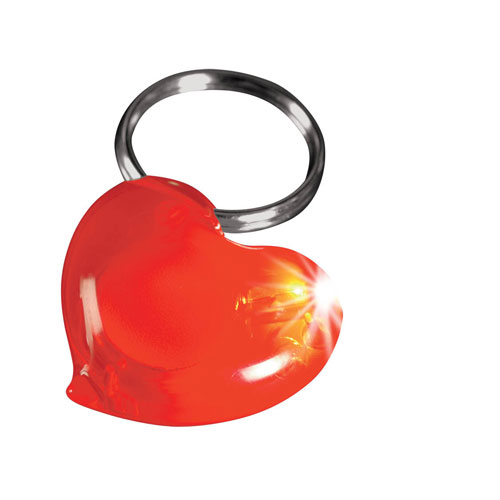 Promotional Heart Key Light