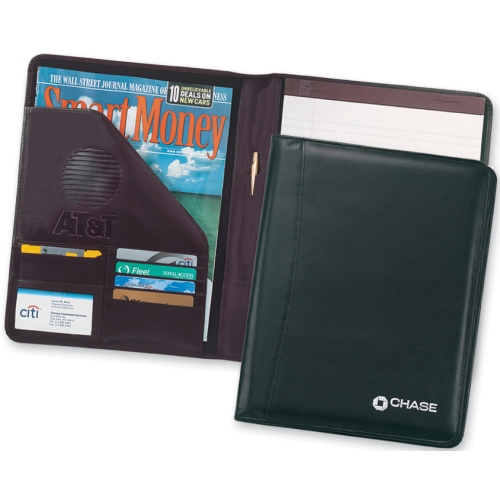 Promotional Leather Pad Portfolio