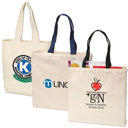 Promotional Give Away Tote Bag