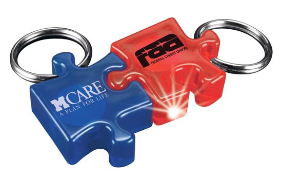 Promotional Puzzle Key Light