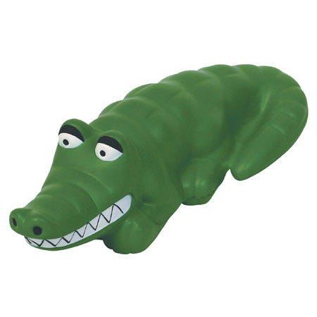 Promotional Alligator Stress Ball
