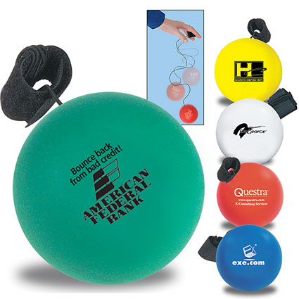 Promotional Bounce Back Ball