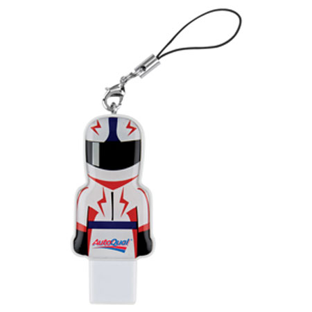 Promotional Racer USB Mini People